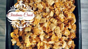 Christmas Crack is the perfect treat for any party of Holiday gathering. Allergy-friendly and Addictive