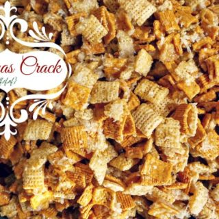 Christmas Crack {a.k.a Sugar Rush}