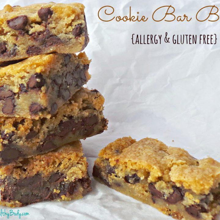Cookie Bar Bites