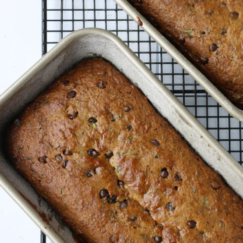 Zucchini Bread worth Making