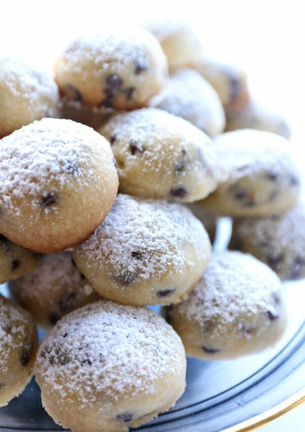 Gluten-free Snowball Cookies