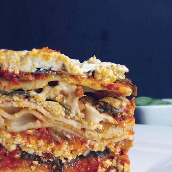 The most delicious, Vegan, allergy-friendly lasagna!