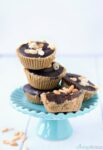 Easy, no-bake, Crunchy Chocolate SunButter Cups