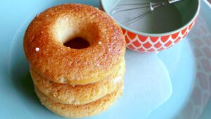 Easy, delicious, bakery-style cinnamon sugar donuts. Vegan & allergy-friendly