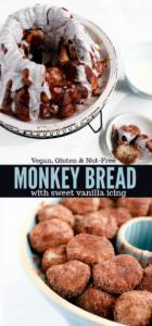 delicious homemade monkey bread