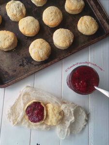 5 Ingredient Biscuits