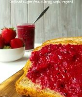 Dragonfruit Strawberry Jam