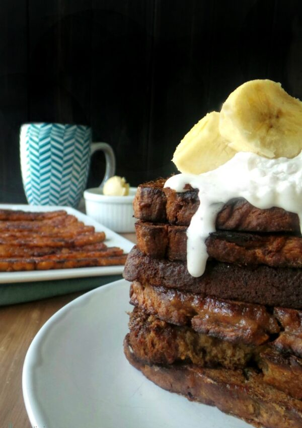 Delicious Allergy-friendly Banana Bread French Toast