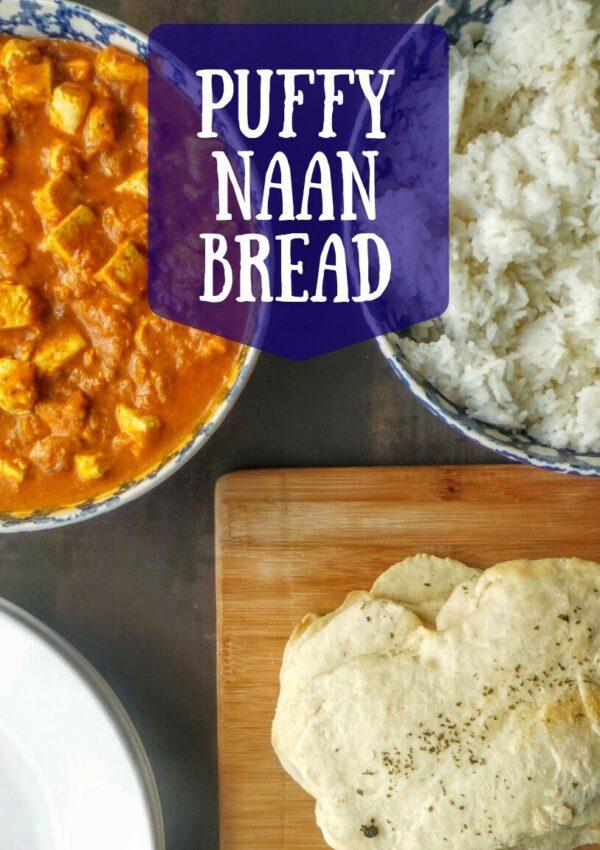 Restaurant Style Naan Bread