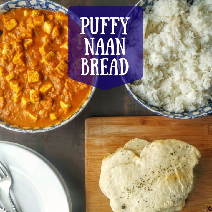 Puffy Naan Bread