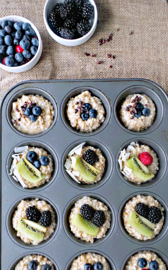 Steel Cut Oats To-GO ready whenever you need it!