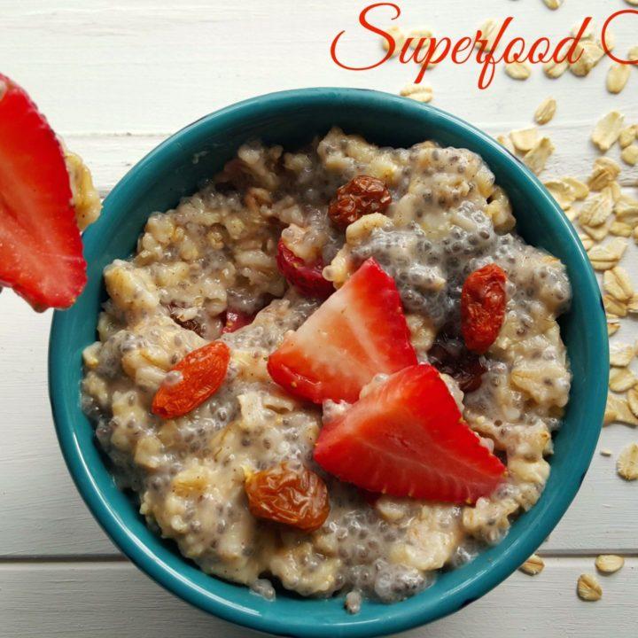 Superfood Oatmeal
