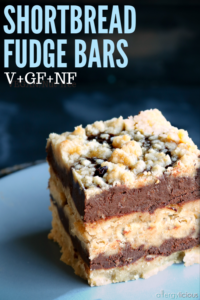 shortpin for Shortbread fudge bars