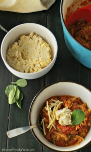 Lasagna soup is just as good the next day! Add a little extra broth or spoon out as is. Either way, you'll be satisfied.