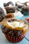 SunButter Cacao Cupcakes