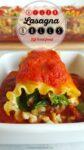 Lasagna Rolls Title