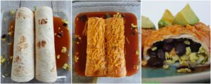 Simple, delicious, Make-Ahead Breakfast Burritos. Dairy, Egg & Nut-free. www.allergylicious.com
