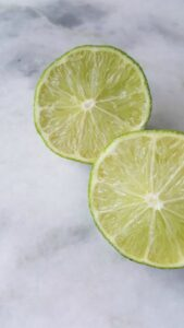 Limes work great with Vegan Pad Thai