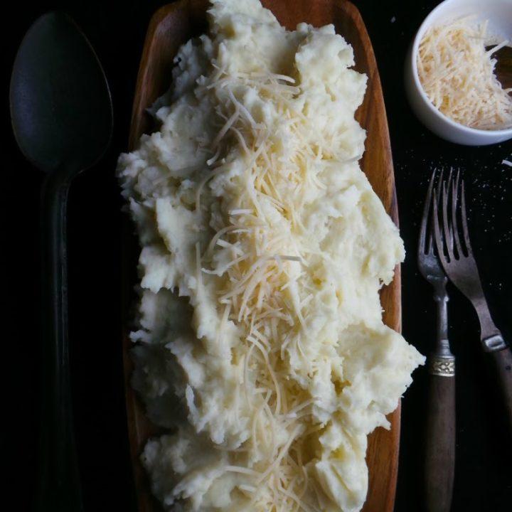 Cauliflower Mashed Potatoes
