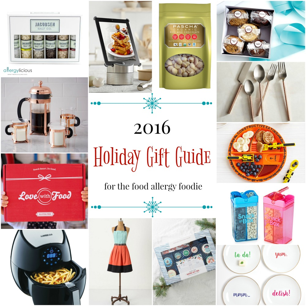 Fun gifts for those whol love cooking, baking or eating