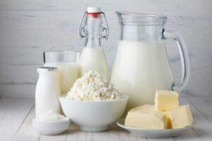 Reading labels for milk allergy