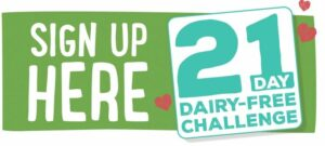 So Delicious 21 Day Dairy-Free Challenge