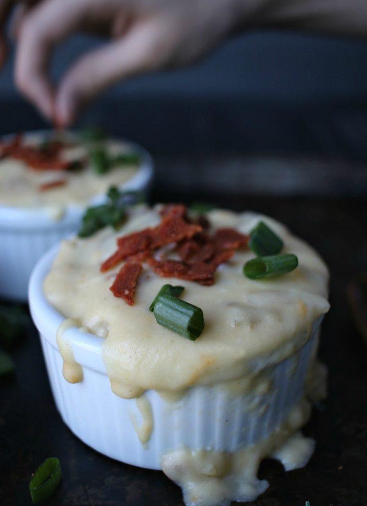 Creamy Potato Soup (dairy-free)