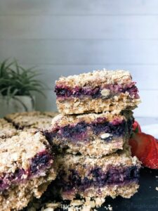 Triple Berry SunButter Bars