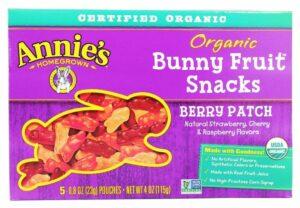 A delicious and healthier version of gummy treats