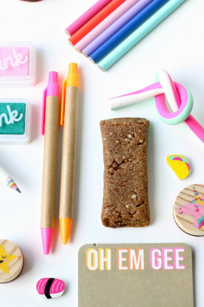 Back to School with Enjoy Life Foods Baked Chewy Bar