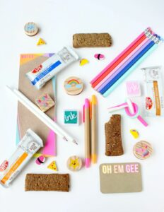 Back to School with Enjoy Life Foods Baked Chewy Bars