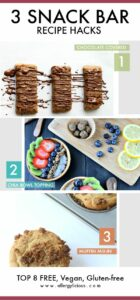 Enjoy Life Foods Chewy Bars with more ways to enjoy them.