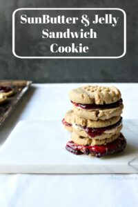 SunButter & Jelly Sandwich Cookies