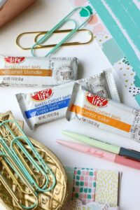 Back to School with Enjoy Life Foods Chewy Bars