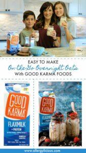 Good Karma Pour Goodness Campaign
