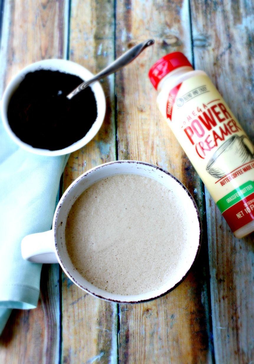 Easy KETO Coffee {paleo + gluten-free} · Allergylicious