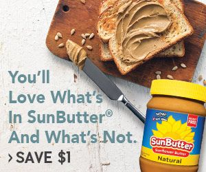 Download your coupon today for SunButter