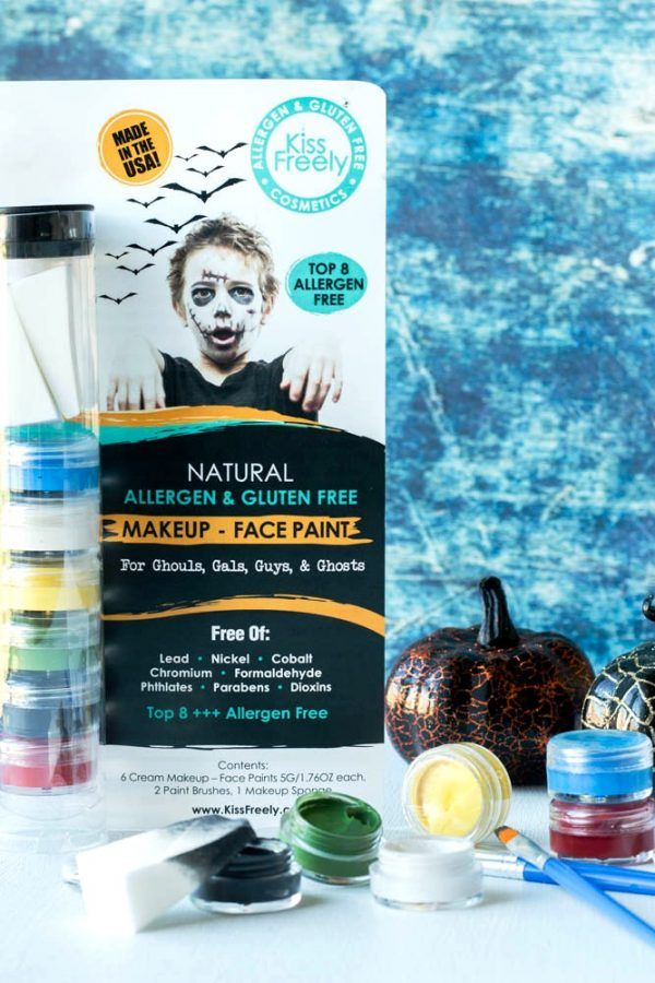 Allergy-free Halloween + Giveaway