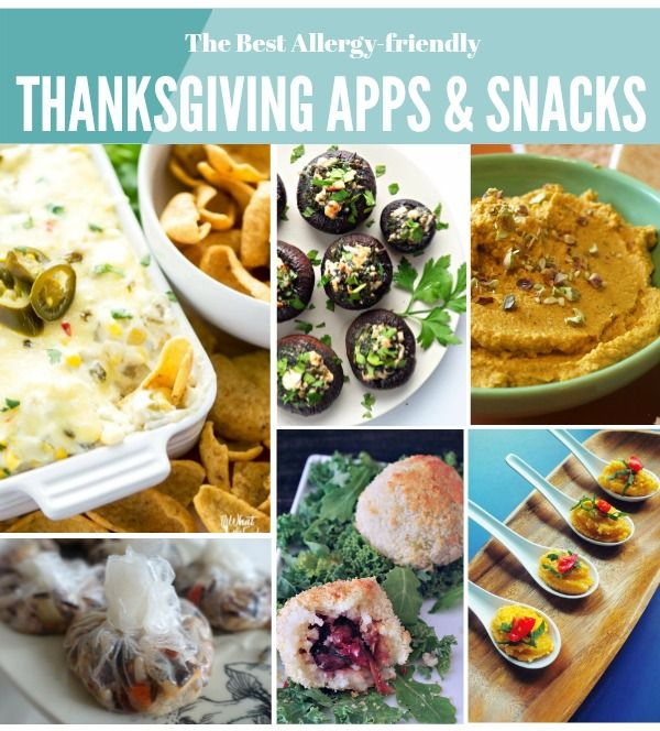 Thanksgiving App Round-Up