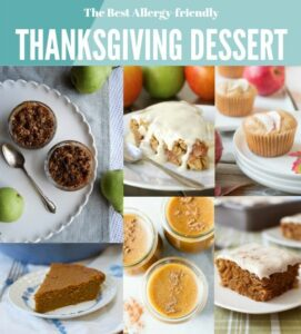 Thanksgiving Dessert Round-Up