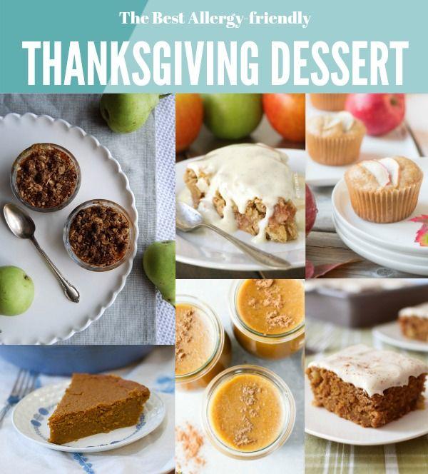 Thanksgiving Dessert Round-Up
