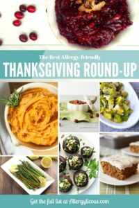 The Ultimate Allergy-friendly Thanksgiving Round Up