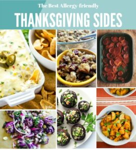 THanksgiving Sides Round-Up