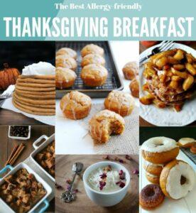 Thanksgiving Breakfast roundup