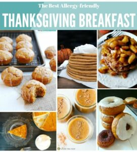 Thanksgiving Breakfast RoundUp