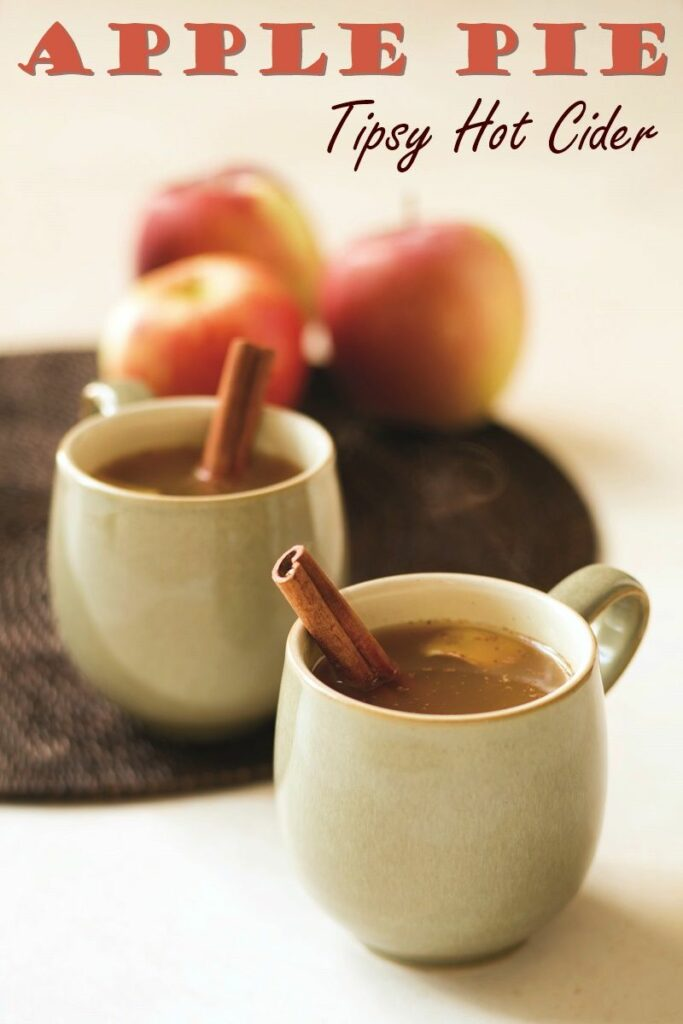 Thanksgiving Round-up Hot Apple Pie Cider