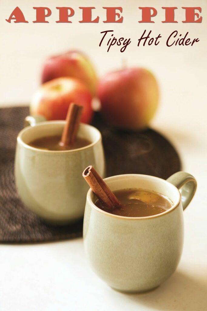 Thanksgiving Round-up Hot Apple Pie Cider
