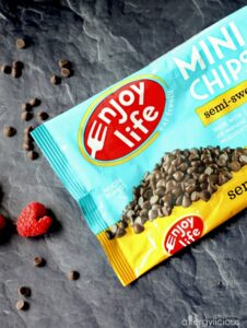 Enjoy life chocolate chips with berries