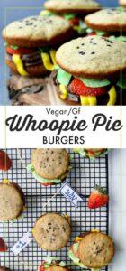 Whoopie Pie Burger Long Pin