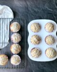 Maple Glazed Donut Muffins